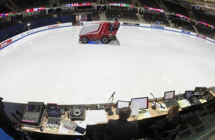 Viie riigi kaitsejõudude jäähokivõistkonnad peavad Tallinnas turniiri