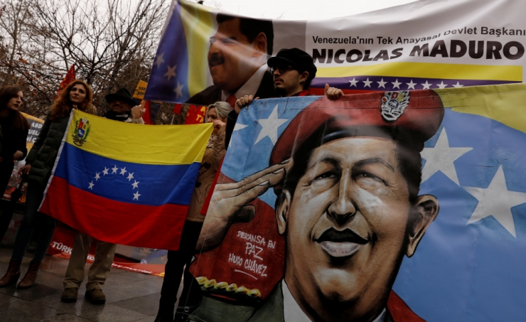 Hispaania, Saksamaa ja Prantsusmaa esitasid Venezuelale ultimaatumi