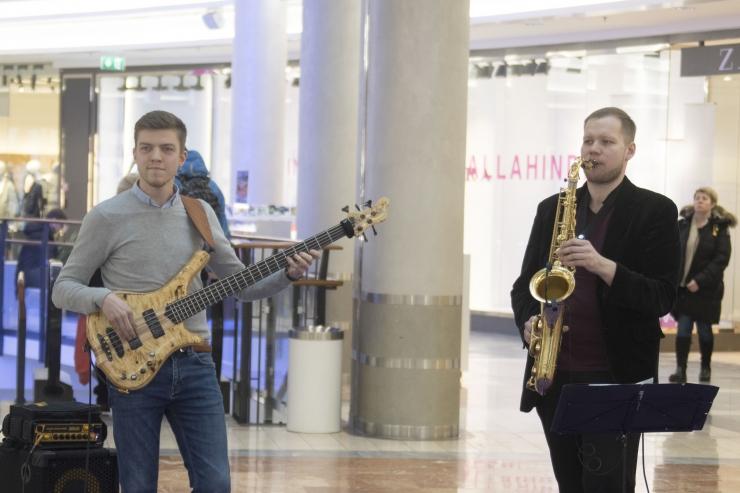 Talvejazz toob Eestisse kaheksa riigi muusikud ja uue muusika