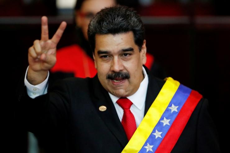 Maduro tõrjus usutluses CNN Turkile Euroopa riikide ultimaatumi