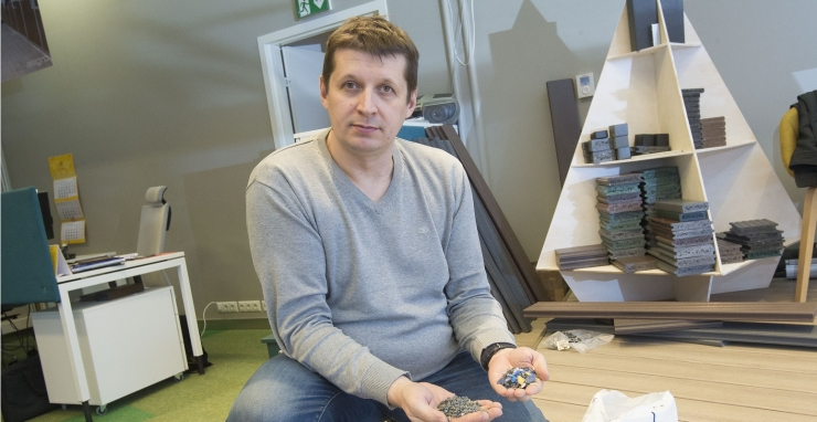 KESKKONNASÕBRALIK ETTEVÕTJA: Miks planeeti koristavad eestlased oma kodus prügi sorteerida ei suuda?