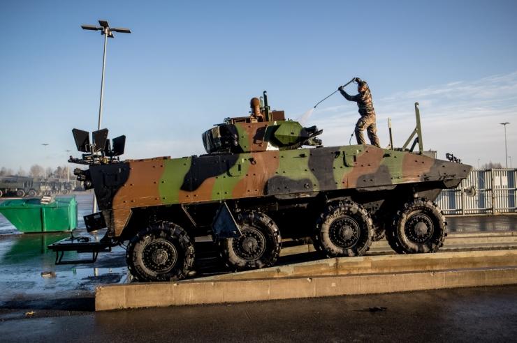 Raport: NATO lahingugruppide kohalolek edastab strateegilist sõnumit