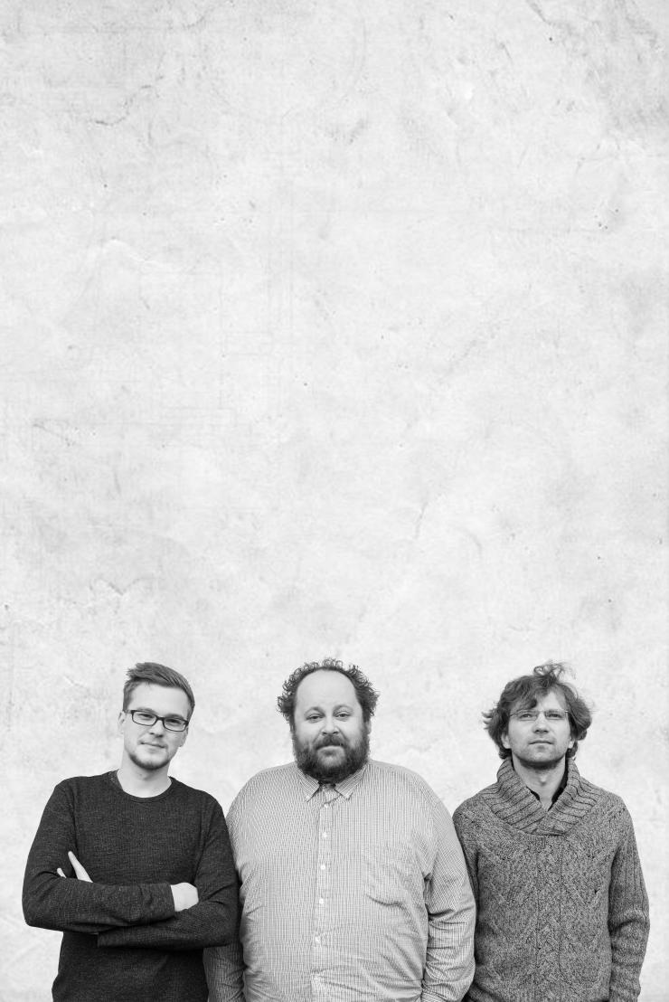 Trio Pehk-Daniel-Tafenau toob TAFF Clubi mõnusat muhedust