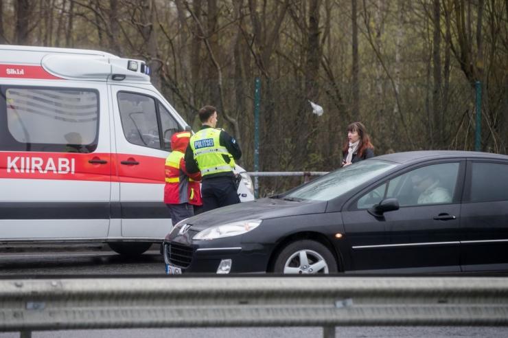 Päevaga said liiklusõnnetustes vigastada neli inimest