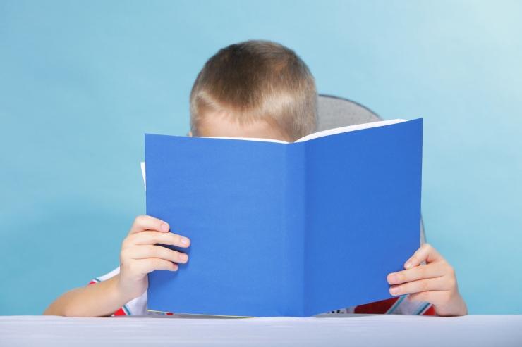 Eesti lapsed loevad inglisekeelset kirjandust rohkem kui eestikeelset