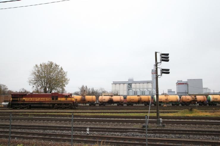 Eesti Raudtee peakontor alustab tööd Telliskivis