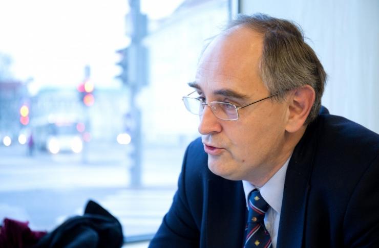 Edward Lucase kolumn: mittetunnustamispoliitika õppetunnid