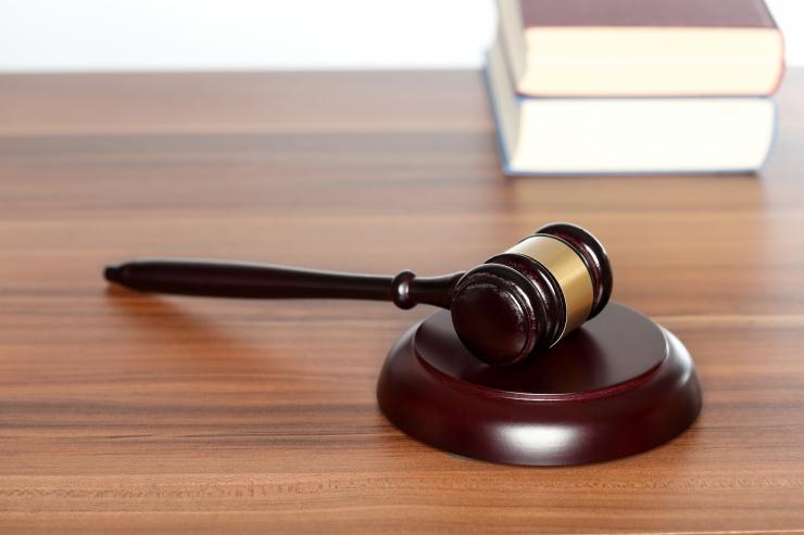 Tallinna Sadama kriminaalasja kohtunik vahetus