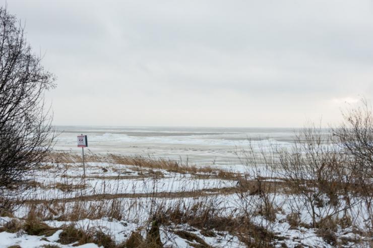 Piirivalve aitas kaldale Lämmijärvel udus Vene poolele eksinud mehed