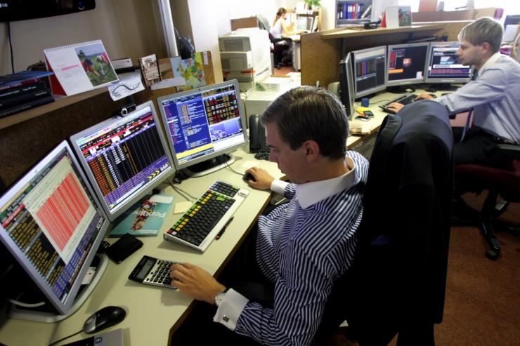 Tallinna börsil oli jaanuaris pooleteise aasta parim kuu