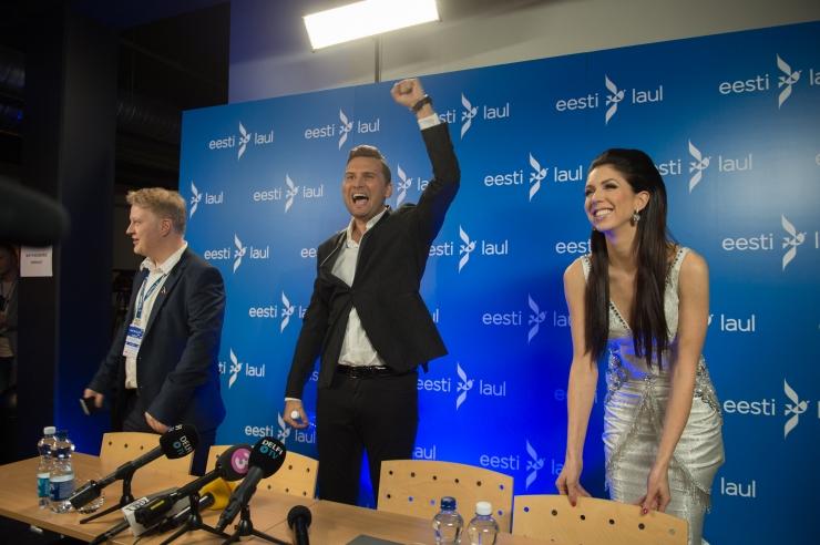 """""""Eesti laulu"""" teine poolfinaal selgitab välja viimased kuus finalisti"""
