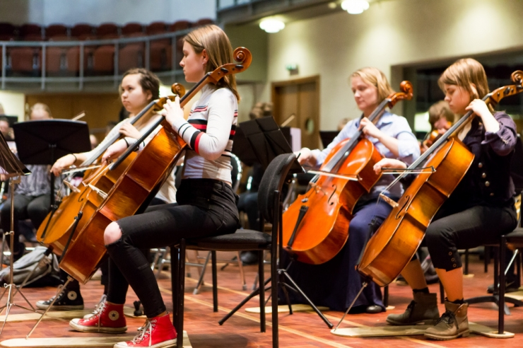 Sümfooniaorkestrite liit jagas välja aastapreemiaid