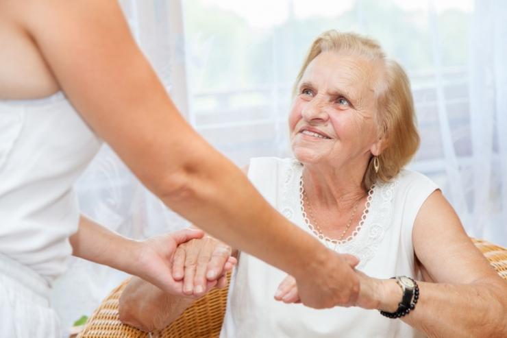 Parkinsoni tõve kohta jagatakse infot