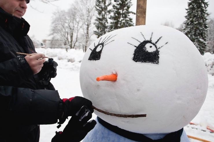 Kadrioru Park avab uksed imelisse lume-ja tulemaailma