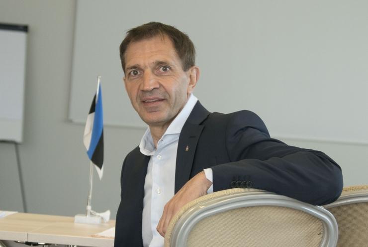 Eesti saadab Euroopa noorte olümpiafestivalile 17 sportlast