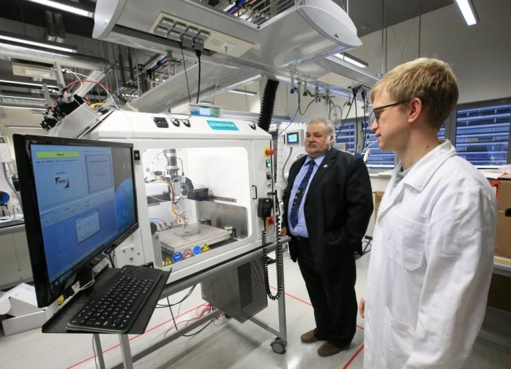 Riik ootab osalema teaduse populariseerimise konkursil