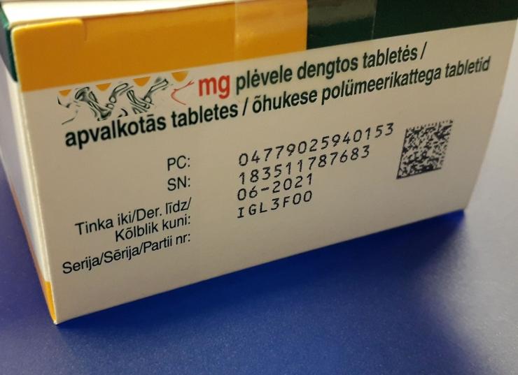 Ravimitootjad ja -müüjad juurutavad mastaapse ravimite ehtsuse kontrolli süsteemi
