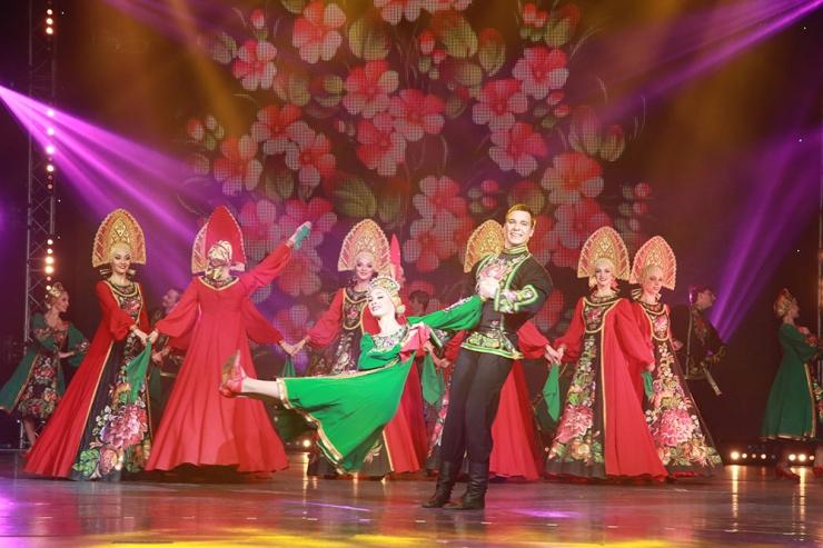 """Tallinn Kutsub! Tantsuteater Gžel esineb Tallinnas kavaga """"Maailma rahvaste tantsud"""""""