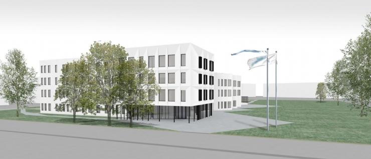 Tallinn ehitab endise Ranniku gümnaasiumi asemele uue hoone Kopli Noortemajale ja Põhja-Tallinna valitsusele