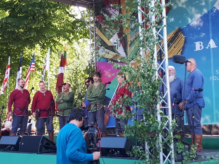 Tallinnas toimub rahvusvahelise pärimuspeo Baltica Tallinna eelpidu