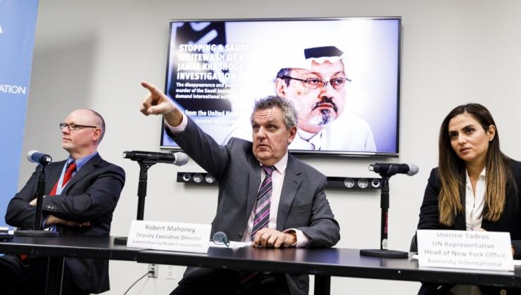 ÜRO ekspert: Khashoggi tapsid Saudi ametnikud