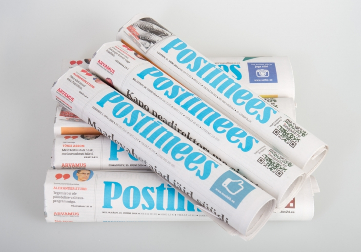 AS-i Eesti Meedia ärinimi muutub Postimees Grupiks