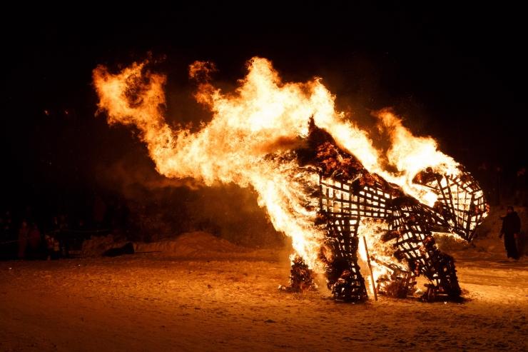 Täna Kalarannas Sea aasta puhul võimas tuleshow