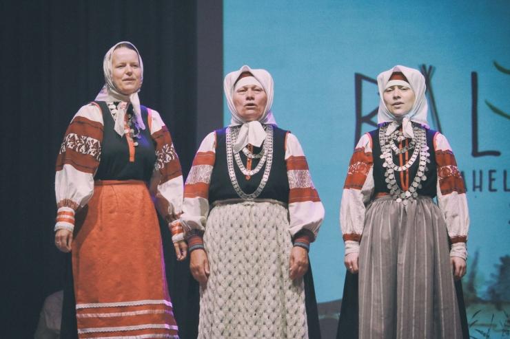 Täna toimub pärimuspeo Baltica Tallinna eelpidu