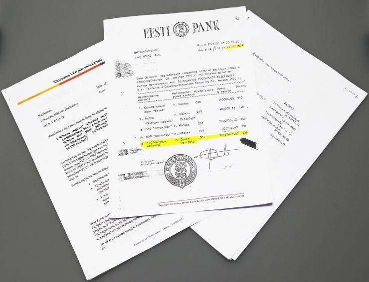 4 näidet VEB-fondist: riik ei kohelnud hoiustajaid võrdselt