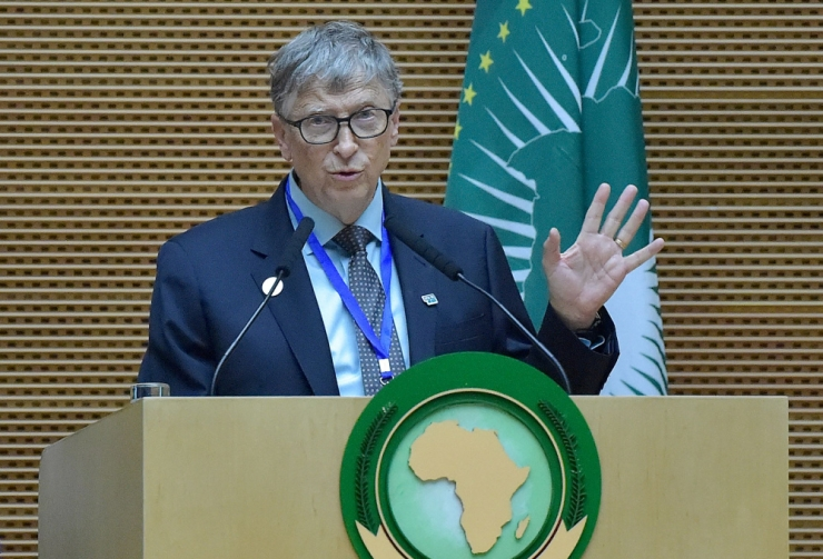 BILL GATES: Aafrika vaesus ei takista suurepärast arstiabi