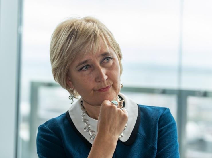 Marianne Mikko: meestest koosnev põhiseaduskomisjon vilistas palgalõhe probleemile