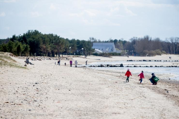 Stroomi rannas novembris ei rünnatud välismaalast, politsei alustas kriminaalmenetlust valeütluste andmise kohta