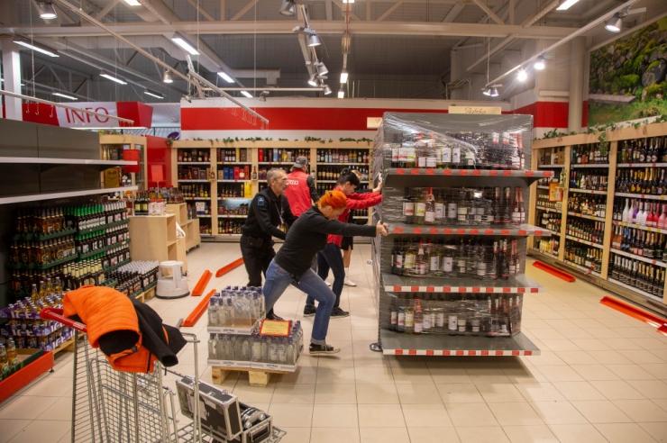 Alkoholi müügipiirangud tulevad sõltlastele appi