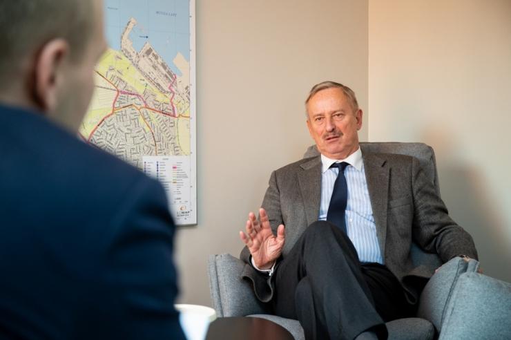 Kas Reformierakond saab Siim Kallase intervjuu eest arve? ERJK hakkab asja menetlema