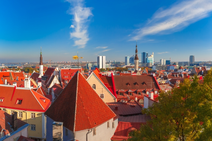 Kas Tallinnale piisab ühest keskusest – ja kus see asub?