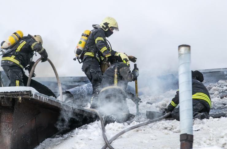 Kontrollitud kortermajadest oli tuleohutus korras vaid viiendikul