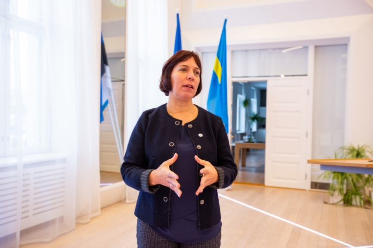 Reps: Kohtla-Järve riigigümnaasium ei alusta täielikult eestikeelsena