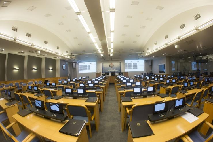 Tallinna Linnavolikogu kutsub korteriühistuid infotundi