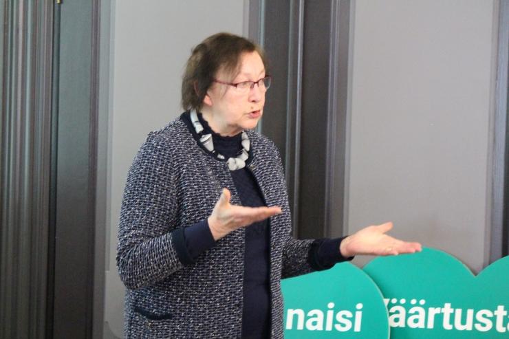 Sotsiaalteadlane: naised vajaksid rohkem teadmisi endi õigusest võrdsele kohtlemisele