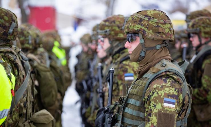 Kaitsevägi uurib vägivallajuhtumit Viru jalaväepataljonis