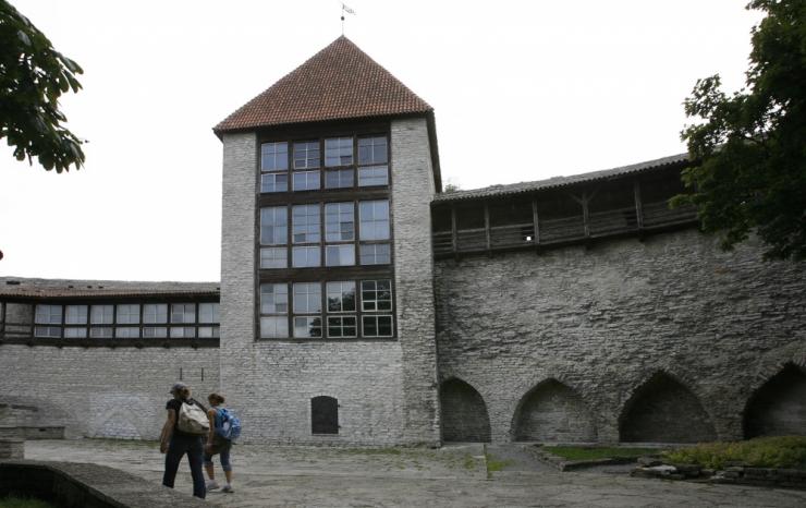 """TÄHISTA AASTAPÄEVA! Tallinna Linnamuuseum kutsub 24. veebruaril kell 8–15 Kiek in de Köki perepäevale """"Lõvid lipule!"""""""