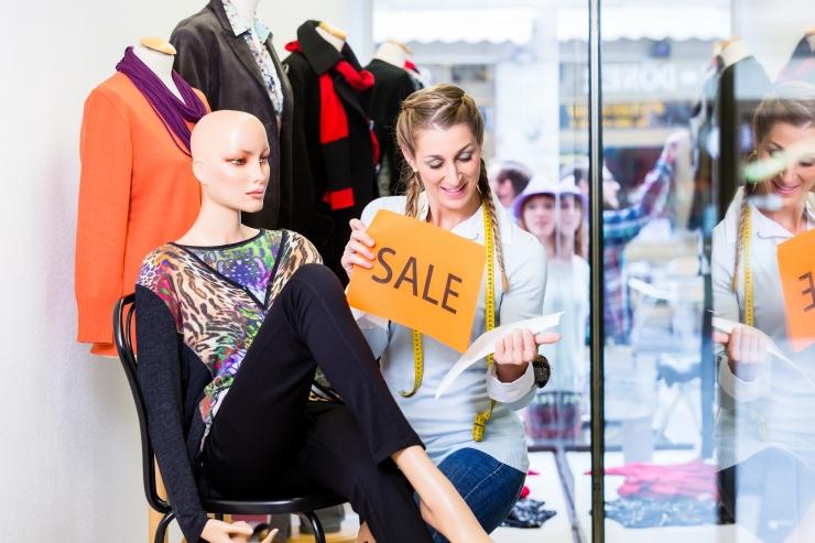 Uuring: müügipind kasvab kiiresti, kui klienditeenindajate palk mitte