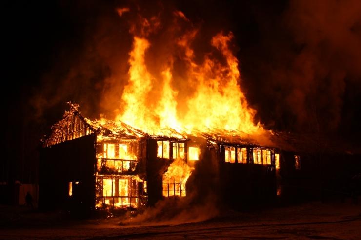 Jaanuaris hukkus tulekahjudes neli meest
