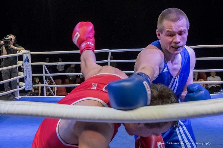 Kas Ainar Karlson jääb poksis võitmatuks?