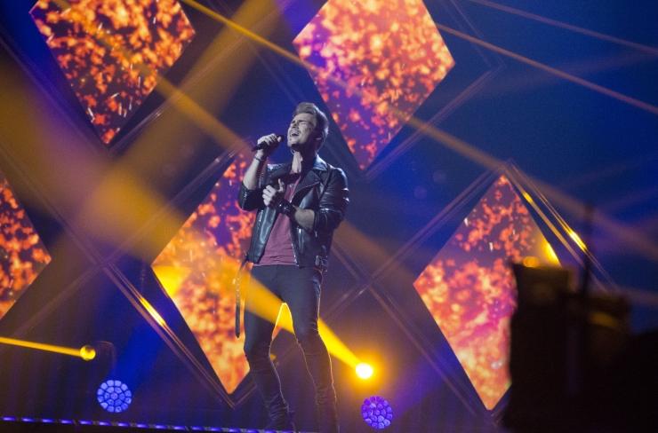 FOTOD! Eesti Laulu saadet juhib laupäeval Tallinna TV otse-eetris Gerli Padar!