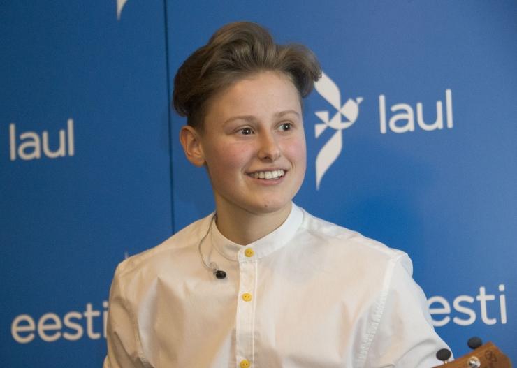 INGER: Noore artistina Eesti laulu finaalis olla on juba päris suur saavutus