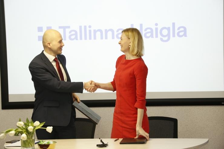 VIDEO! Vaata, milline hakkab välja nägema Eesti moodsaim meditsiinikeskus