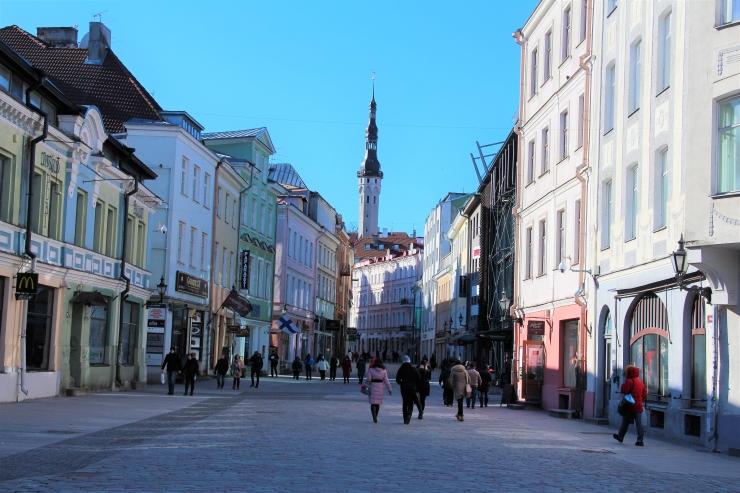 ETFL: Soome ja Euroopa turismifirmadele tuleb müüa reisielamust Tallinnast väljas