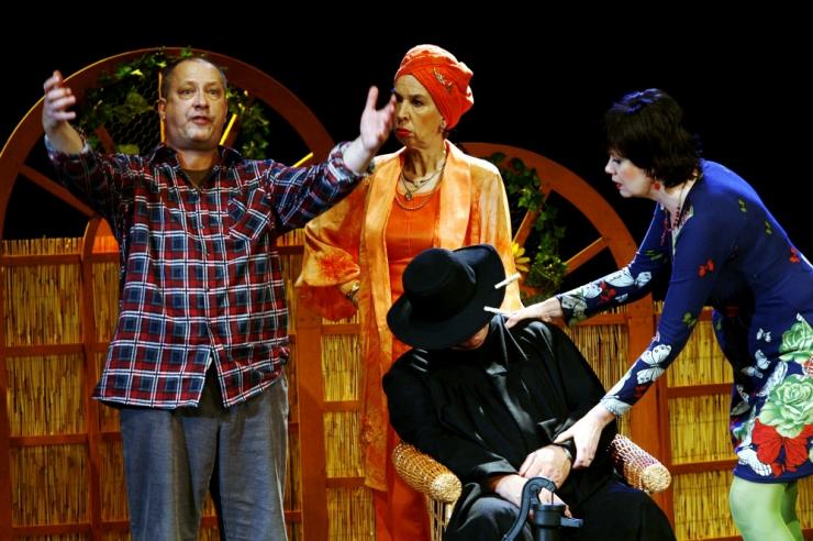 Riigi karm hinnang: Vana Baskini Teatri kunstiline tase on madal