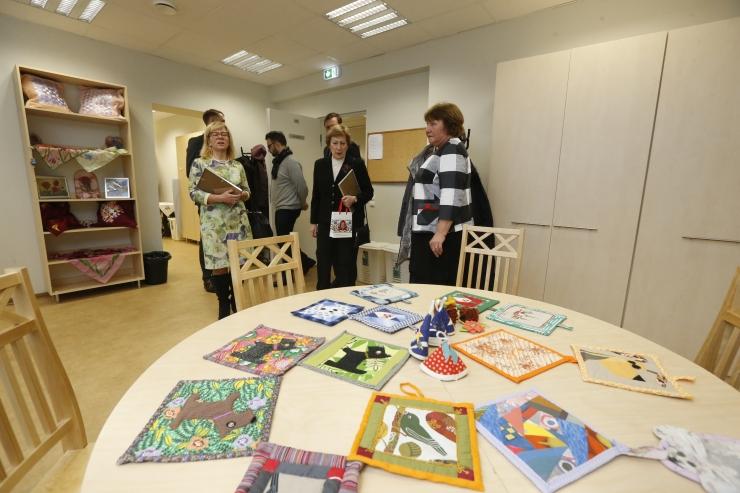 FOTOD JA VIDEO! Põhja-Tallinna uus sotsiaalkeskus pakub tegevust igas vanuses huvilisele